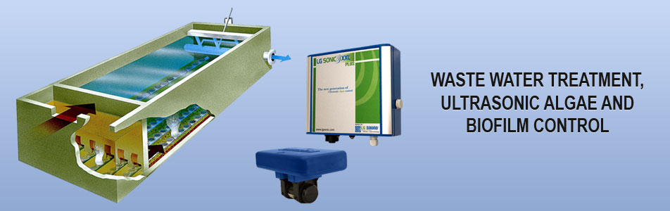 compact units for waste water treatment