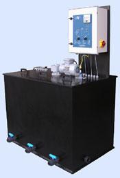 Automatski sistem za kontinualnu pripremu emulzija ALM