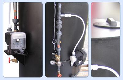 Automatski sistem za kontinualnu pripremu emulzija ALM-compact