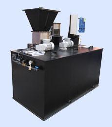 Automatski sistem za kontinualnu pripremu praškastih materija APM