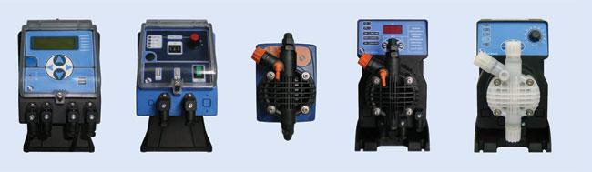 elektromagnetne dozir pumpe