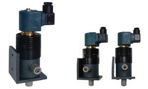 Elektromagnetni ventil za hlor