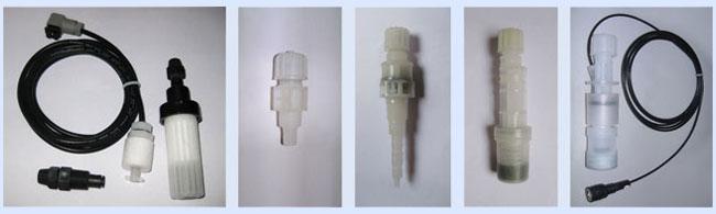injektori, usisne korpe, nivo sonde