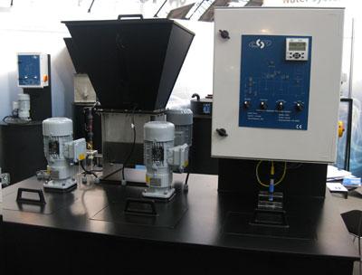 Oprema za pripremu hemikalija