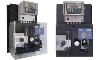 sistem za automatsko doziranje gasnog hlora au-2004/6