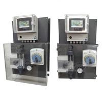 Sistem za automatsko doziranje gasnog hlora