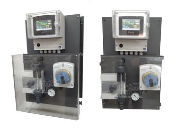 Sistem za automatsko doziranje gasnog hlora AU-2004/15
