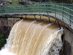 Povećana mutnoća vode