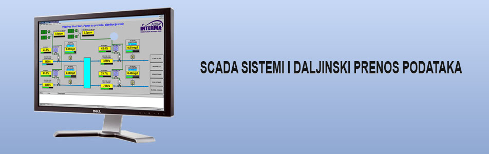 scada sistemi i daljinski prenos podataka